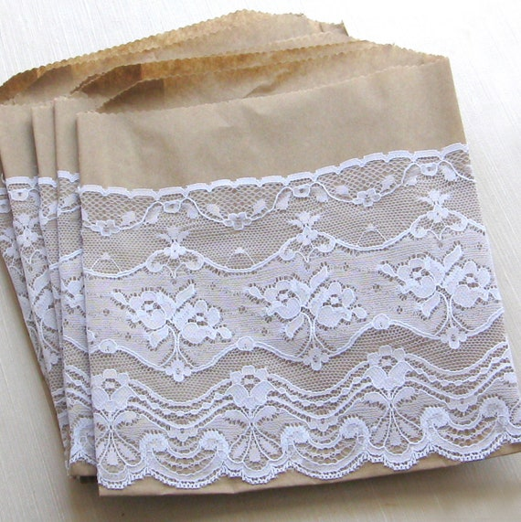 Wedding Favor Bags Lace : favorite favorited like this item add it to your favorites to revisit ...