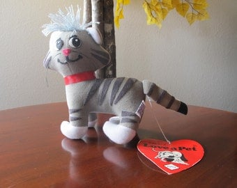 1970's Dakin Dream Pet With Tag PUSSYWILLOW