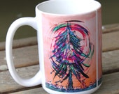Sunset Tree- Coffee Mug 15 oz.