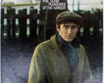 Phil Ochs - Pleasures Of The Harbor (SP-4133) 1967