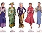 Women Psychologists Poster