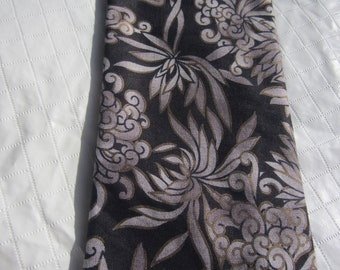 Flower Fabric Sunglass Case