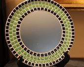 """10"""" Decorative Mirror Plate"""