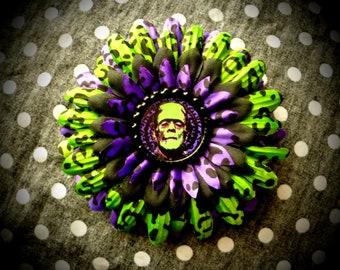 Psycho Frankie hair flower