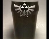 Legend of Zelda Pub Glass