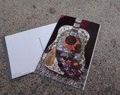 Oversized Art postcard