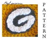 PATTEN--Packer and Bulldogs Emblem