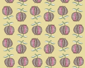 "Wrapping paper ""pomegranate"" Melagranata"