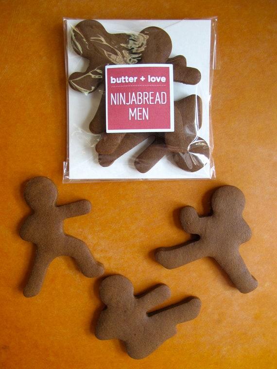 Ninjabread Men (3 pack)