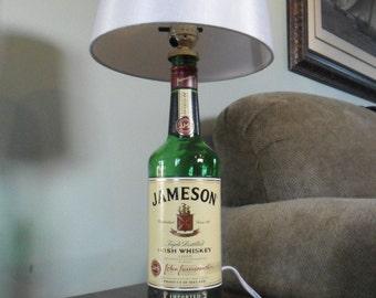 Jameson Bottle Bar Lamp