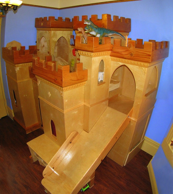 Kids Castle Bedroom Items similar t...