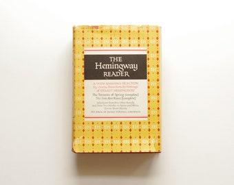 The Hemingway Reader Hardcover