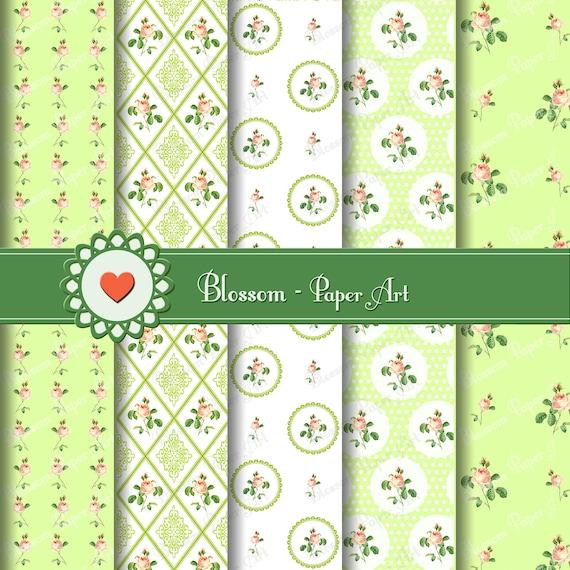 Rosas vintage para imprimir imagui - Papeles de vinilo para pared ...
