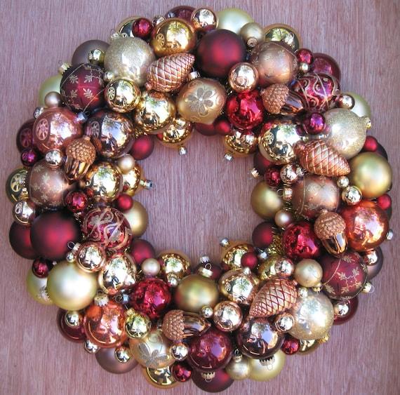 Fall wreath, Christmas Wreath,