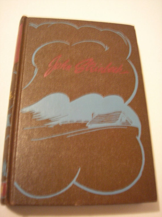 RESERVED - 1937 Of Mice And Men By John Steinbeck - Published By Collier