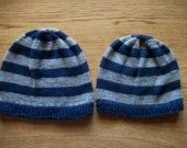 Wizard Gear - Ravenclaw House Hat Set - Solid Stripes