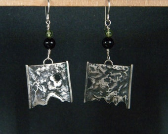 Drifting Snow Earrings