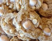 White Chocolate S'Mores one dozen gourmet cookies