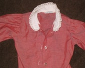 Size 3T Toddlers Girls Jackie T Long Sleeve Button Up Shirt