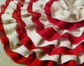 """Custom 50"""" tree skirt RESERVED"""