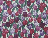 Les Jardins 5581 by Hoffman Cotton Print Fabric