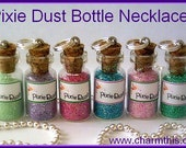Pixie Dust in a Bottle Necklace