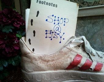 Ceramic Sneaker FootNotes