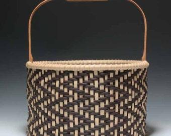 "14"" Calabash Clam Basket variation"