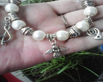 Choir of Angels, Euro style bracelet