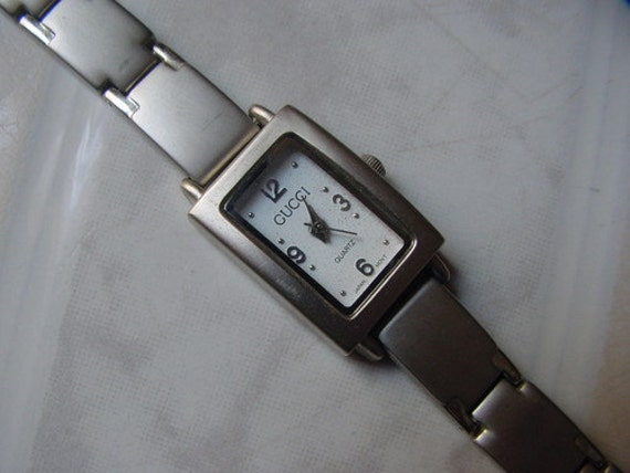 Authentic 90s Gucci Watch