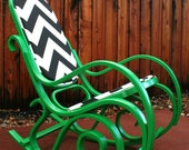 Vintage Thonet/ Bentwood Style Rocking Chair