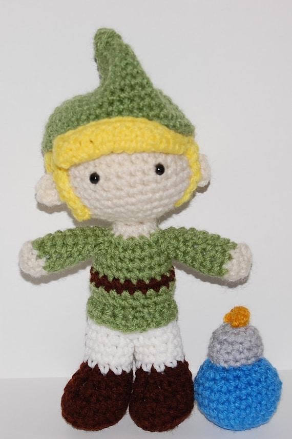 Zelda Amigurumi Doll : Crochet Link from Legend of Zelda Amigurumi Doll by ...