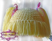 Cabbage Patch Hat for Infant Girls