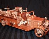 "1930 Antique ""Buffalo"" Firetruck"