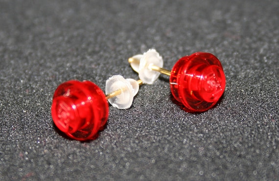 Set of 3 Stud Earrings
