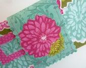 Five Cash Envelopes With Velcro Wrap