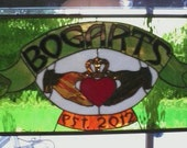 Hollys' custom order, Irish Pub Panel,