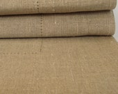 Natural or White color Linen Tablerunner SHIPPING WORLDWIDE     fashion all natural  9140101