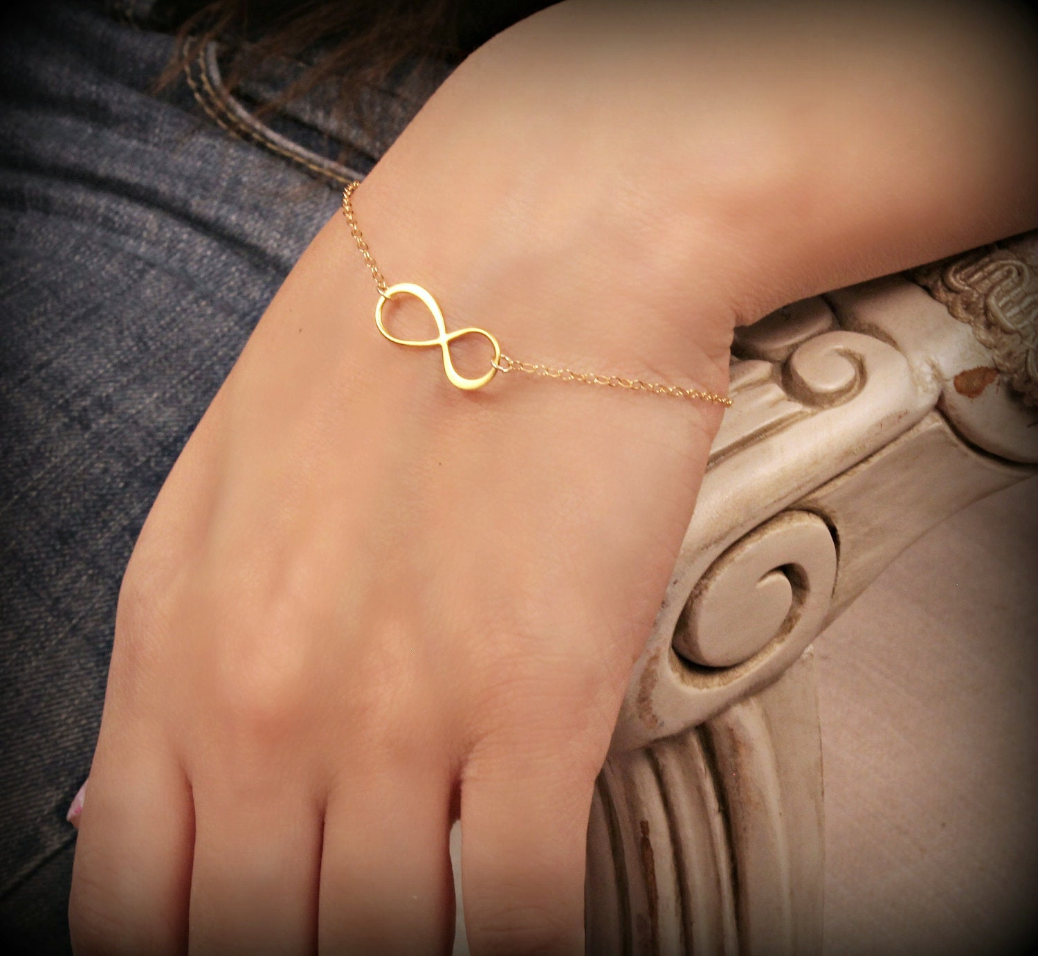 Fine Personalized 24kt Gold