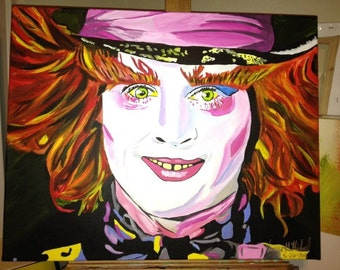 Mad Hatter from Alice and Wonderland