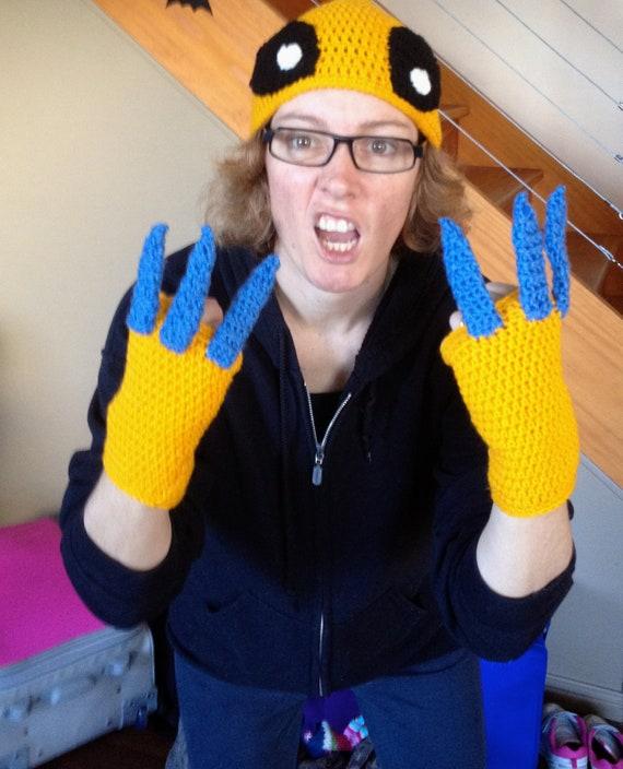 Wolverine gloves