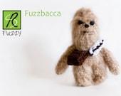 FUZZBACCA - FuzzWars Crochet Character