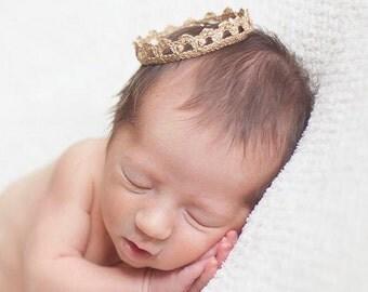 Newborn Crown - Photo Prop | Tiara - Willow