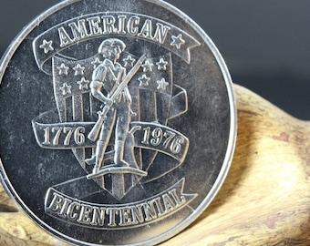 American Commemorative Bicentennial Coin Collectible