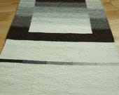 Handmade Romanian Rug carpet to decorate your home - Hand-made hand-woven rugs