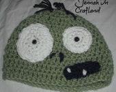 Baby Zombie Beanie HALLOWEEN