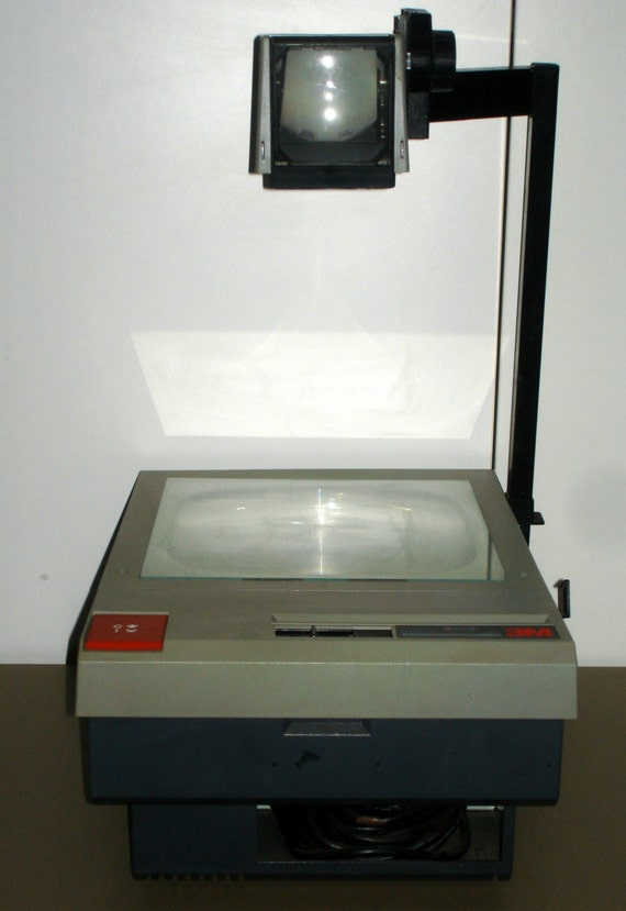 Great 3m 910 Overhead Projector By Recycledelic1 On Etsy