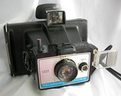 Polaroid Land Camera - Colorpack III - Vintage 1970-71