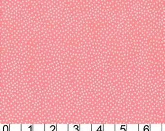 Garden Pindot in Bloom - Michael Miller: 1/2 Yard Cut