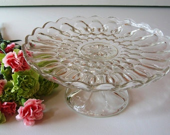 Cake Plate, Cake Stand, Dessert Stand, Wedding Tablesetting